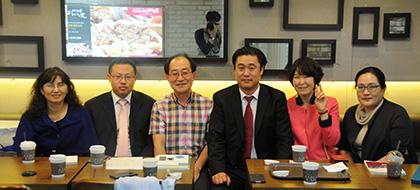 韩国参访业务